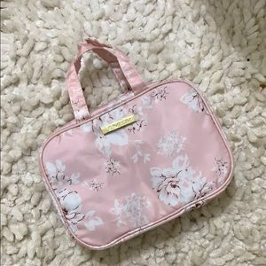 Never used traveling makeup bag